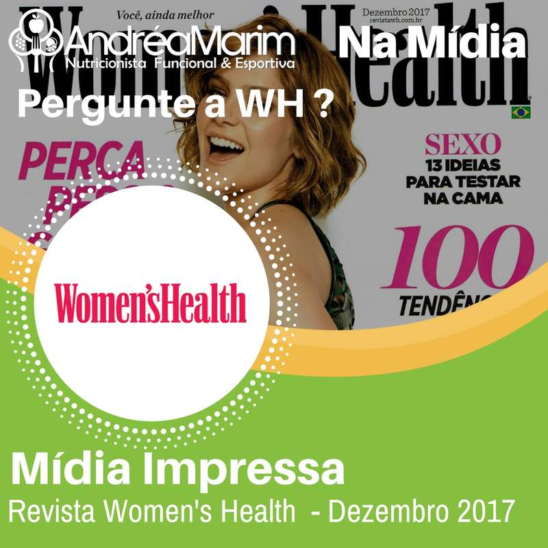 Revista Womens Health-