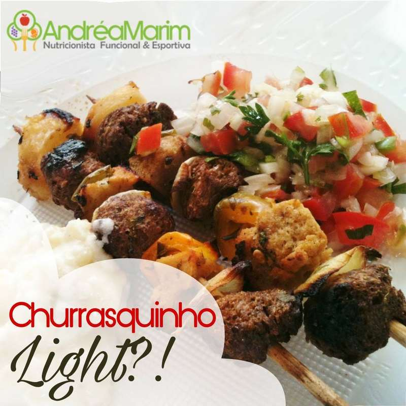 Churrasquinho Light-