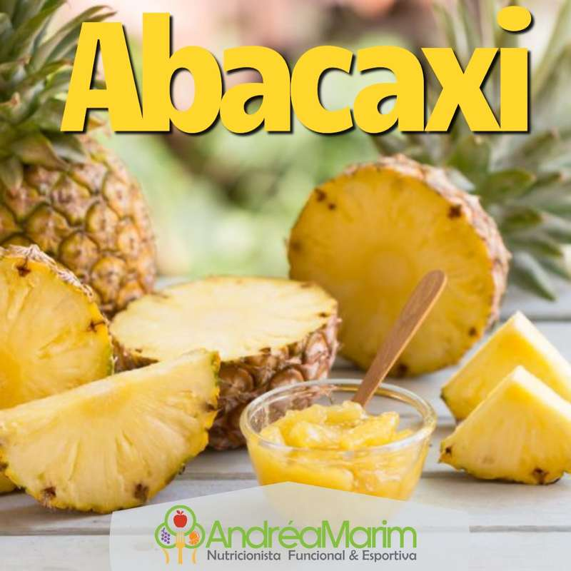 Abacaxi-